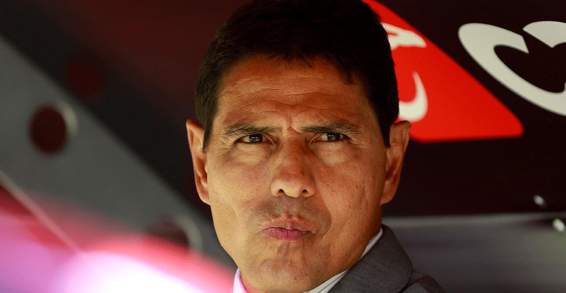 ¡Sorpresón! Alfonso Sosa dejó de ser técnico de Atlético San Luis