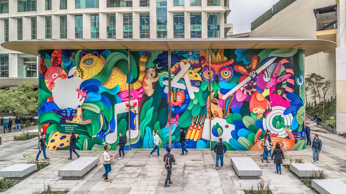 Apple Antara: Apple abre en México su primera Flagship Store de Latinoamérica