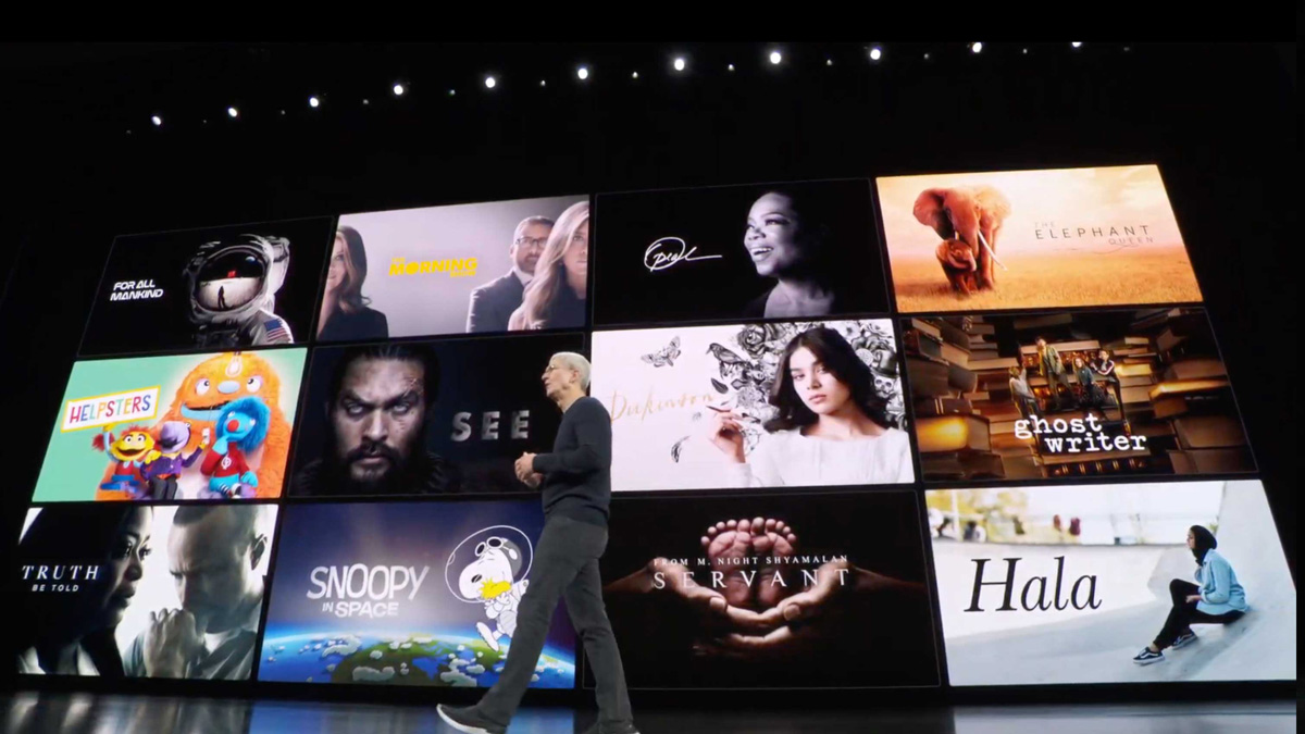 Precio, fecha de lanzamiento y las series disponibles que llegan con Apple TV+