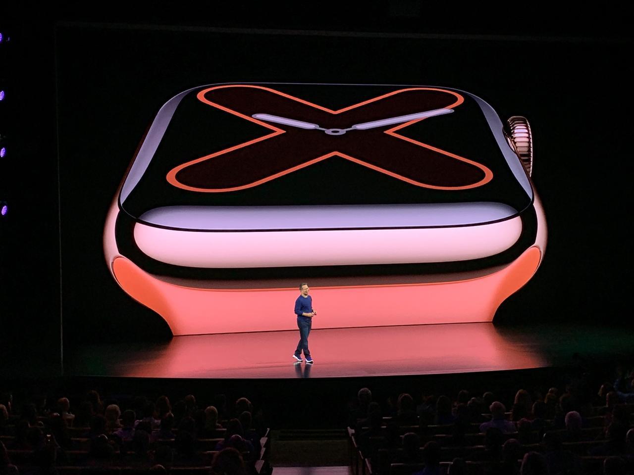 El nuevo Apple Watch Series 5