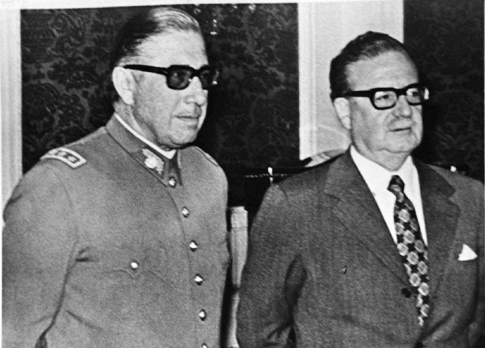 Chile-Augusto-Pinochet-Salvador-Allende