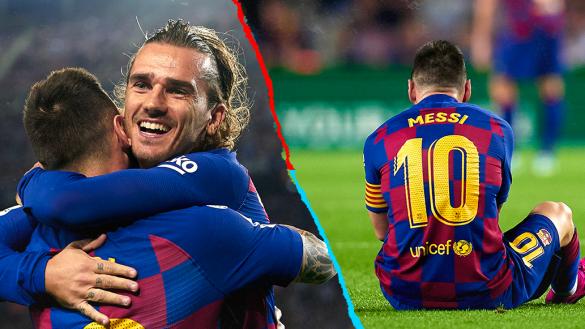 La buena: Barcelona ganó, la mala: Messi se resintió de su lesión