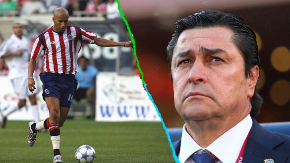 """""""Es una vergüenza"""": 'Bofo' Bautista critica duramente la llegada de Tena a Chivas"""