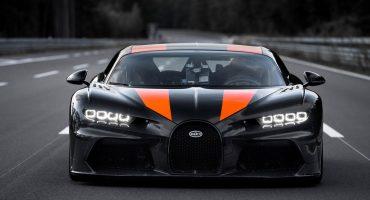 Bugatti Chiron: Oficialmente, este es el coche más rápido del mundo