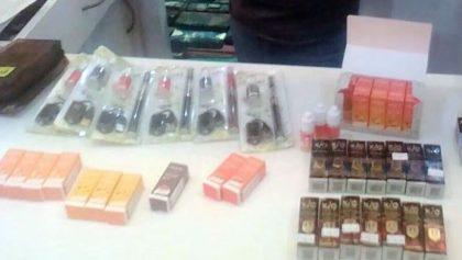 COFEPRIS decomisó cigarros electrónicos por incumplimiento de las normas sanitarias en Colima