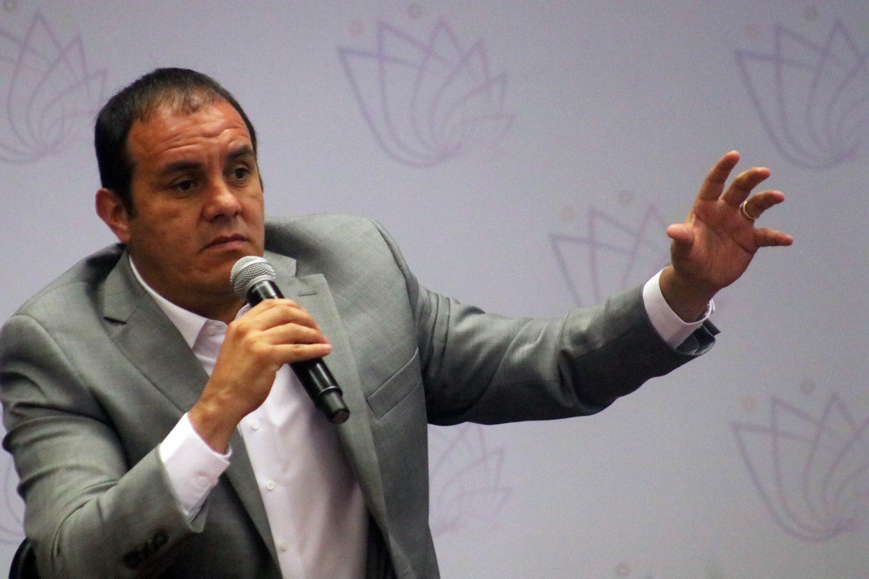 Cuauhtémoc Blanco pide detener la ola de violencia al crimen organizado