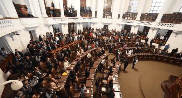 ¿Qué pasó? Señalan al Congreso CDMX por incrementar bonos a exfuncionarios