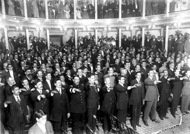 constiutyente de 1917