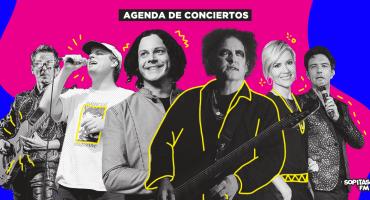 Esta es la agenda de conciertos en México para lo que resta del 2019