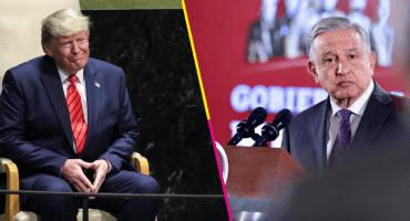 ¿Y ahora? Trump agradece a AMLO por su cooperación en temas migratorios