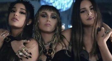 ¡Ariana Grande, Lana Del Rey y Miley Cyrus lanzan rola para 'Los Ángeles de Charlie'!