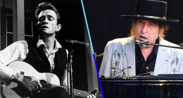 ¡Viaje al pasado! Bob Dylan lanzará sesión inédita con Johnny Cash de 1969