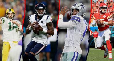 Sigue EN VIVO los partidos de la Semana 2 de la NFL