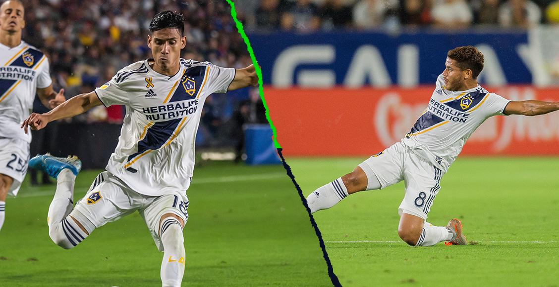 De 'Jona' a Antuna: Así fue el gol mexicano en la derrota del Galaxy