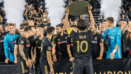 ¡Ya son 30! Carlos Vela volvió a marcar en la MLS y apunta a récord histórico