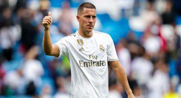 ¡Llegó el primero! Revive el gol de Eden Hazard al Granada