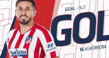 ¡Llegó el guapo! Revive el gol de Héctor Herrera a la Juventus en Champions League