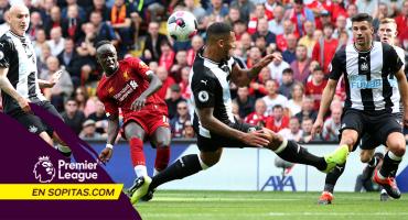 La Premier League regresó con triunfo del Liverpool y este GOLAZO de Mané