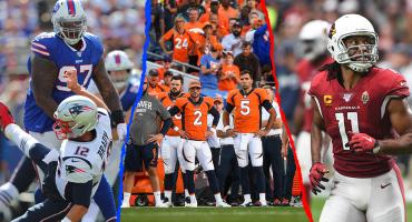El peor Brady, el salado y el novato sorpresa: 7 puntos para resumir la Semana 4 de la NFL