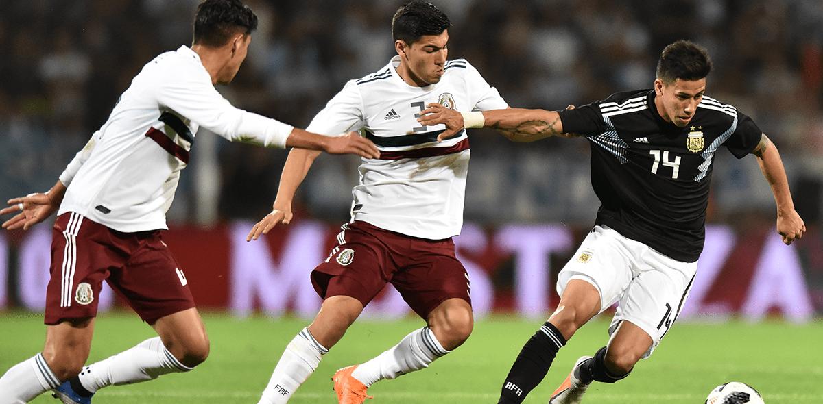 ¿Cuándo, cómo y dónde ver en vivo el Argentina vs México?