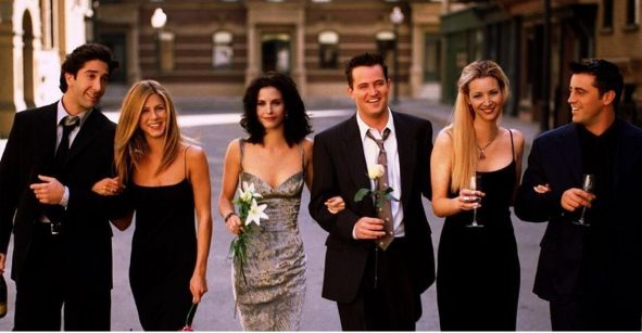 A 25 años de su estreno: ¿Qué ha sido de los protagonistas de 'Friends'?