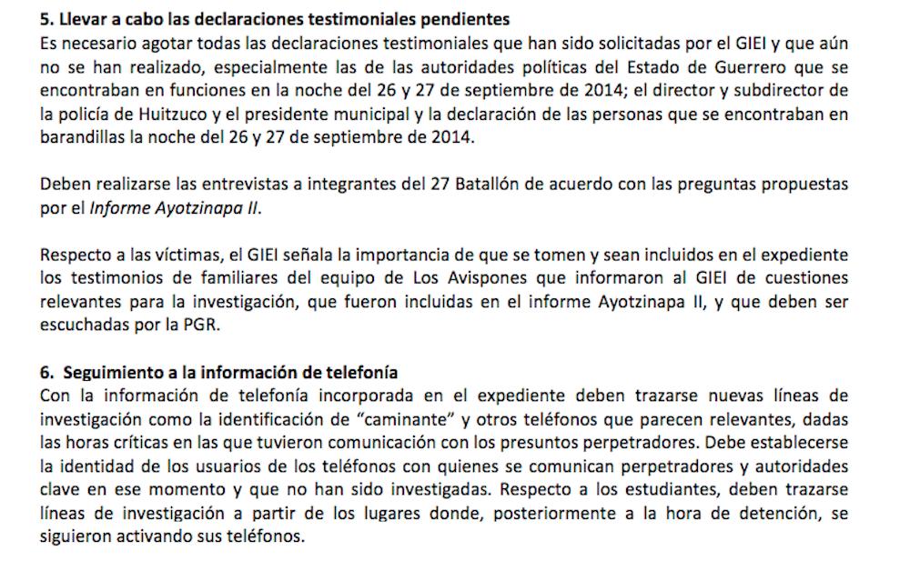 GIEI-Ayotzinapa-recomendaciones-caso