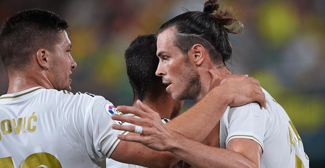 Gareth Bale superó a Ronaldo como goleador histórico del Real Madrid