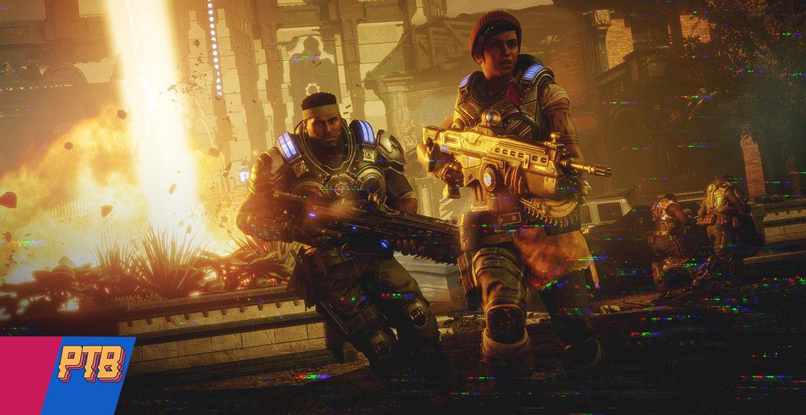 ¿Qué opina de #Gears5 alguien que nunca jugó un 'Gears of War'?