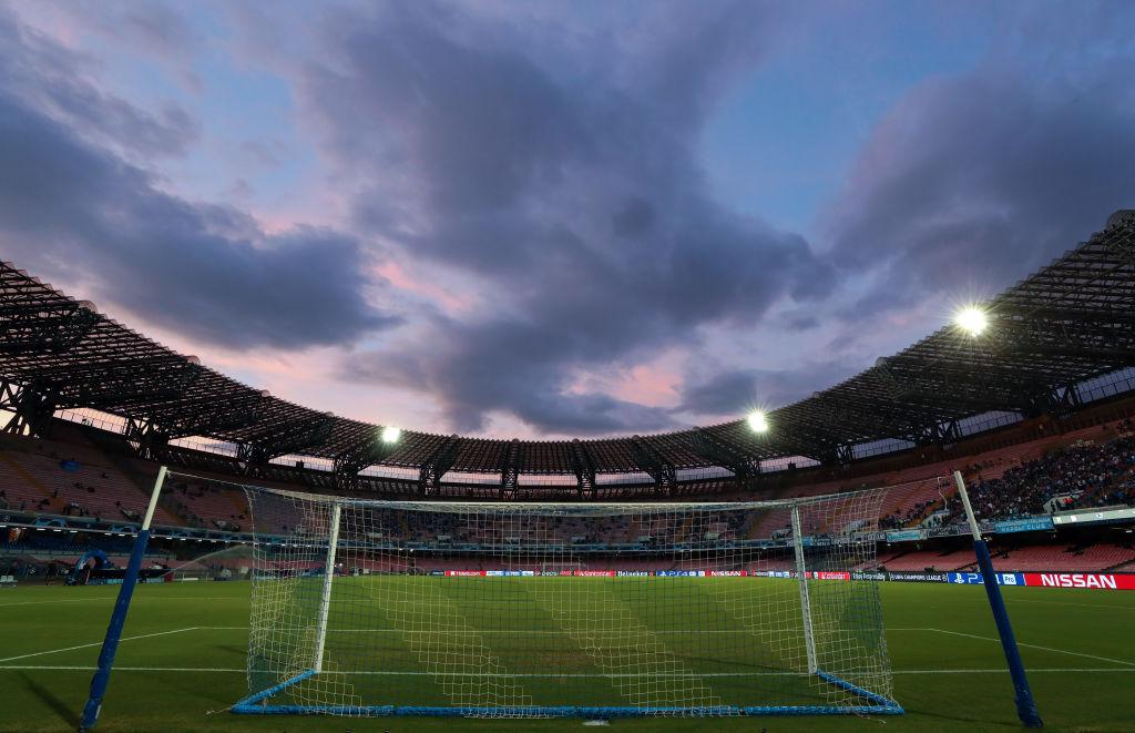 Chucky Lozano debutaría con el Napoli en San Paolo sin problemas