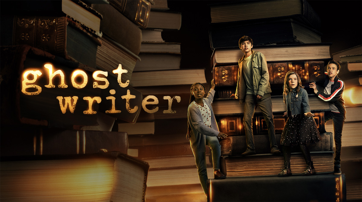 El Reboot de Ghostwriter llega a Apple TV+