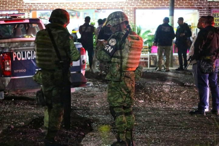 Atacan a fiscal de Tecámac, Estado de México; mueren sus dos escoltas