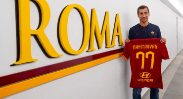 ¿Compra de pánico? Henrikh Mkhitaryan es nuevo jugador de la Roma