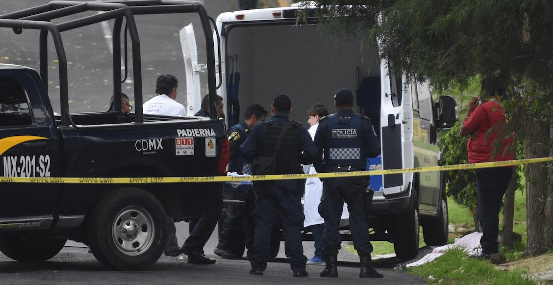 ¡Qué poca! Asesinan a joven que intentaba comprar un auto en Tlalpan
