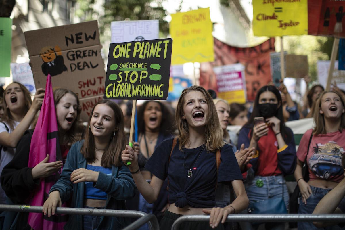 Activistas-Huelga-mundial-por-el-clima-2019