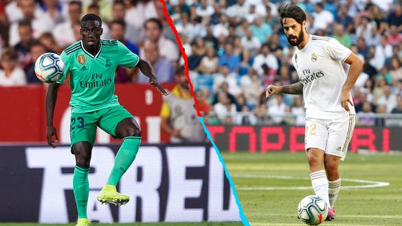Modric e Isco reaparecen con el Real Madrid; Mendy se lesiona