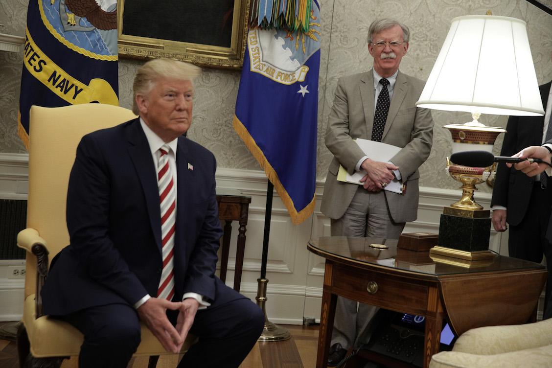 John-Bolton-Donald-Trump-Estados-Unidos