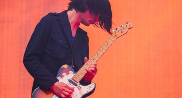 Octatonic Records: El nuevo proyecto de Jonny Greenwood, guitarrista de Radiohead