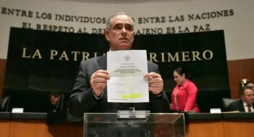 El PAN quiere juicio político contra gobernador de Veracruz, Cuitláhuac García