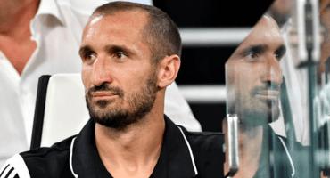 Juventus confirmó que Giorgio Chiellini volverá a jugar hasta 2020