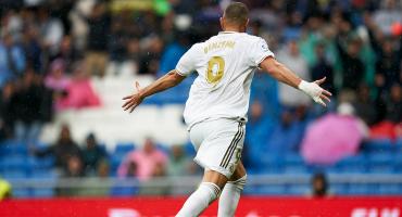 Karim Benzema superó a Van Nistelrooy y va por Raúl en Champions League