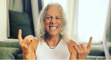 Idea millonaria: Kirk Hammett quiere dirigir una película de terror
