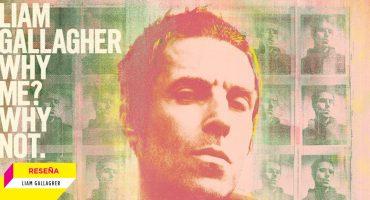 'Why Me? Why Not.': El lado más vulnerable de Liam Gallagher que nadie conocía