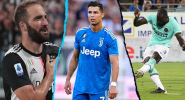 Con 'CR7' en la cima, revelaron la lista de jugadores mejor pagados en la Serie A