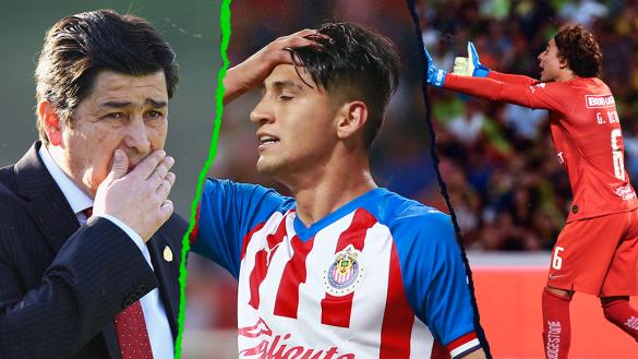Las 5 curiosidades que debes de saber del Clásico Nacional del Apertura 2019
