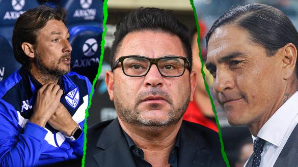 Los 3 candidatos REALES para suplir a Tomás Boy en Chivas