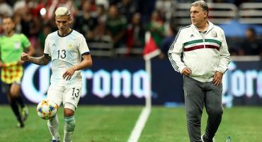 Las palabras del 'Tata' Martino tras la goleada de Argentina a México