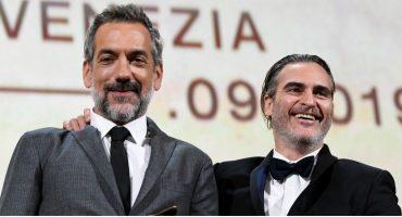 OMG! Todd Phillips y 'Joker' se llevaron el León de Oro en Venecia