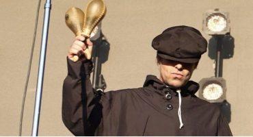 Liam Gallagher fue el acto sorpresa en el The Legitimate Peaky Blinders Festival