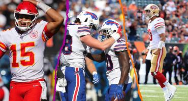 El 'ave fénix', los de 0-2 y las malditas lesiones: 7 puntos para resumir la Semana 2 de la NFL