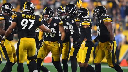 ¡Por fin! James Conner y Rudolph dan a Steelers su primera victoria de la temporada
